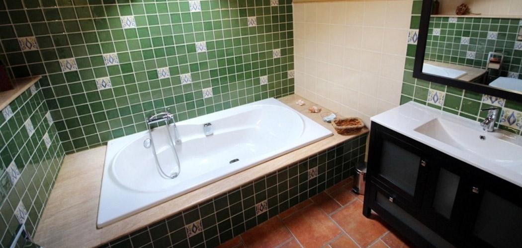 Ein Bad im Gutshaus