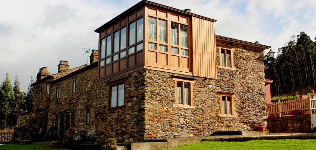 Gutshaus Unterkunft Galicien