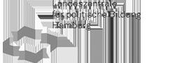 Logo der Landeszentrale für politische Bildung Hamburg